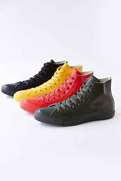 Converse Chuck Taylor All Star Rubber High-Top Sneaker $70  - Urban Outfitters