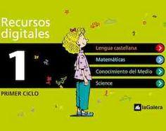 """RECURSOS DIGITALES EDITORIAL """"LA GALERA"""""""