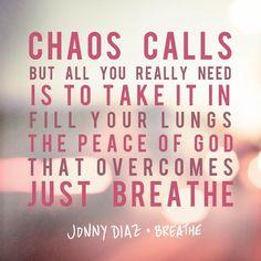Breathe - Jonny Diaz
