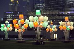 The skies above #Dubai will shine brightly thanks to the inaugural #Festival_of_Lights.  #LightsFestival