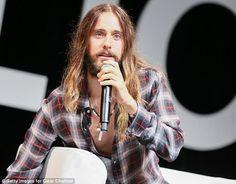 Jared at Cannes Lion Festival June 2014