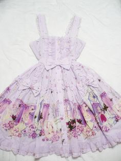 metamorphose temps de fille - fairy tale Rococo Fashion, Lolita Fashion, Japanese Street Fashion, Asian Fashion, Cute Dresses, Flower Girl Dresses, Kawaii Dress, Gothic Lolita, Lolita Style