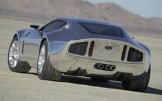 Ford Shelby GR-1.... Hot girl Days ;)