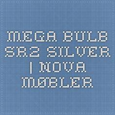 Mega Bulb Sr2 Silver | Nova Møbler