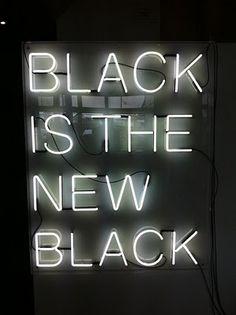 Black is the new black. Repinned from Vital Outburst clothing vitaloutburst.com