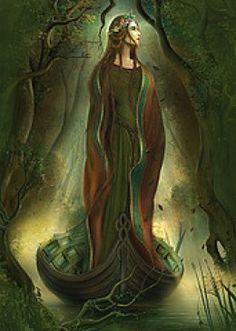 Celtic Gods: List of Celtic Gods and Goddesses. Celtic mythology, druidism and celtic legends in ancient Europe. Celtic Goddess, Celtic Mythology, Brighid Goddess, Goddess Symbols, Morgana Le Fay, Fata Morgana, Mists Of Avalon, Roi Arthur, King Arthur
