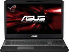 ASUS G75VX-BHI7N11 i7-3630QM 3.4GHz GTX 670MX 8GB RAM 1TB HDD Windows 8