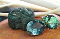 Alexandrite is one of the most rare and legendary gemstones in the world. We now carry Alexandrite Jewelry at www.gemcollection.com #Gemstones #Alexandrite #AlexandriteJewelry