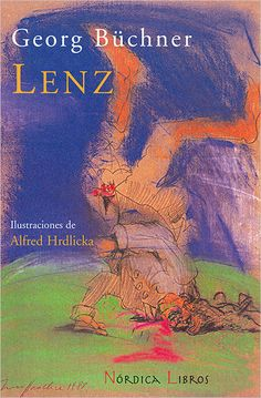 Mi segundo libro del mes: Georg Büchner, Lenz.  1839. En @Nordica_Libros  #SturmUndDrang