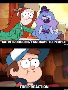 Gravity Falls, Wendy, Dipper