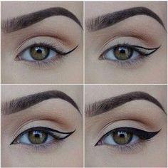omghow How To Put on Liquid Eyeliner