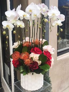 Send the Melody bouquet of flowers from Aquafuzion in Monrovia, CA. Local fresh flower delivery directly from the florist and never in a box!