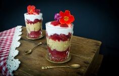 This Healthy Trifle Recipe (vegan, gluten, grain,dairy & fructose free) is simple to make and a nourishing yet delicious dessert that guaranteed to please.