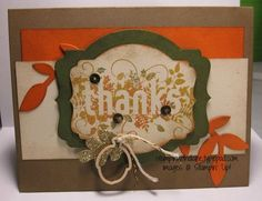 Seasonally ScatteredPlease come and like my Facebook Page /Stampin-with-Diane/249204018555071