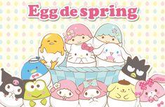 #Sanrio (=´∀`)人(´∀`=) サンリオのニュース・イベント「サンリオショップのイースターキャンペーン「Eggdespring」開催!」をご覧ください。