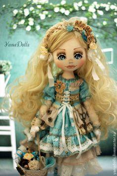Mari - кукла,текстильная кукла,интерьерная кукла,авторская куклабохо,бохо стиль