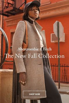 From classic wool coats to on-trend shirt jackets, these are the must-have coats for fall—all new and already selling out. College Fashion, College Outfits, Fall Outfits, Casual Outfits, Fashion Outfits, Cool Style, My Style, Going Out Outfits, Outerwear Women