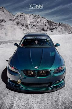 #BMW #E92 #Speed Element