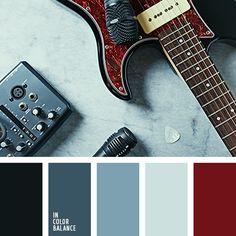 Цветовая палитра №3736