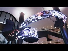 Radiant LED Flexible LED Screen Our led screen can be any shape you want. www.szradiant.com Email: info@szradiant.com Whatsapp: +86 13902918225