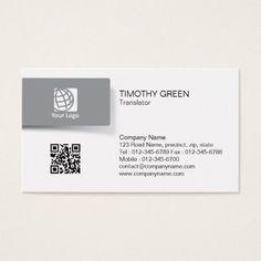 Hi hola bilingual modern bold white black business card pinterest hi hola bilingual modern bold white black business card pinterest black business card business cards and business colourmoves
