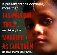 Global: End Child Marriage | Equality Now