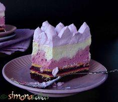 Ice Cake, Romanian Food, Fancy Cakes, Chocolate Cake, Caramel, Cheesecake, Deserts, Dessert Recipes, Mousse