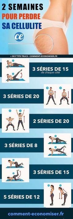 6 Exercices Faciles Pour Perdre Sa Cellulite En Seulement 2 Semaines.