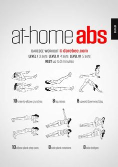 flat abs,slim tummy,stomach workout,abdominal exercises,flat stomach diet - Best ab workout for women - Sixpack Abs Workout, Abs Workout Video, Workout For Flat Stomach, Abs Workout Routines, At Home Workout Plan, Abs Workout For Women, Workout For Beginners, At Home Workouts, Flat Abs