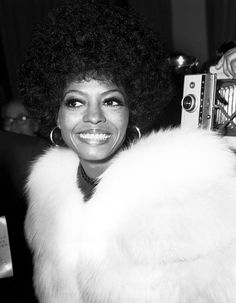 Diana Ross, 1971.