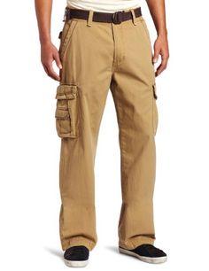 Unionbay Men's Survivor Cargo Pant, Leaf. Read more at http://www ...