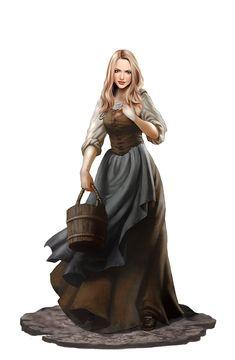 Elene Cromwyll by Vynthallas.deviantart.com on @DeviantArt