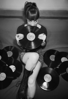 Girls with records