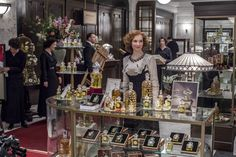 english-ingenue Follow Mr Selfridge New/Higher Res Series 2 Images Part 4/? [source]