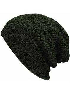 42b60aa9549 New Fashion Fall Wool Knit Cap Hats For Men