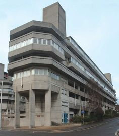 Wyndham Court, Southampton/Lyons Israel Ellis