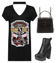 """""""Untitled #431"""" by outfits-by-jahan on Polyvore featuring WearAll and Fendi"""
