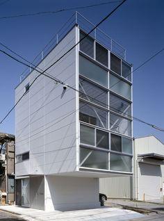 11boxes | Saitama, Japan | Keiji Ashizawa Design | photo © Daici Ano