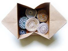 Ornamental Stitches by annekata, via Flickr