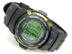 G-Shock. Love them. This is the one for sporting and time my pomodoro's with the dual timer. Don't know what a pomodoro is? It's a great time management technique.