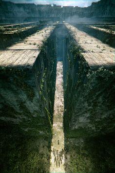 | The Maze Runner | Book series by James Dashner | #film #movie #still