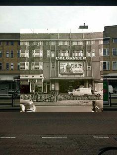 Na eerder vooral de verdwenen bioscopen bekeken te hebben in of dichtbij het centrum van Rotterdam, is het deze keer de beurt aan een bioscoop aan de andere kant van de rivier, in Rotterdam-Zuid: C… Good Old Times, Rotterdam, Van, Spaces, History, Past, Nostalgia, Vans
