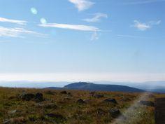 Blick zum Inselsberg