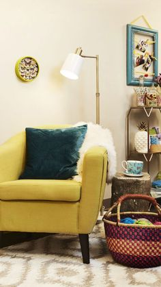 Home Envy: Sutton Foster's Dressing Room