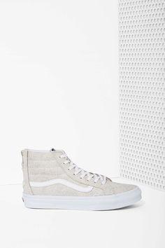 Vans Sk8-Hi Sneaker - Crackle Suede