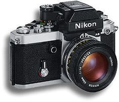 Nikon F2 <-I am the proud new owner of a 73' nikon F2 ... just need to learn to use it now lol!