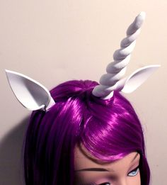 My Little Pony Rarity  Custom Cosplay Wig  for by PineapplePanda, $85.00