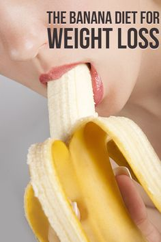 The morning banana diet for weight loss is based on the popular Japanese 'Asa Banana Diet'. This was popularized by Hitoshi Watanabe who ... #weightloss #health #weightlossdiet