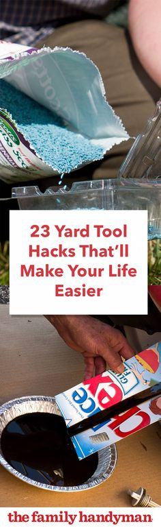 23 Yard Tool Hacks That'll Make Your Life Easier