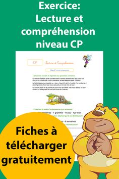 French Immersion, Comprehension, Parenting, Reading Games, Reading Comprehension, Morning Routine Kids, Comprehension Questions, Childcare, Natural Parenting